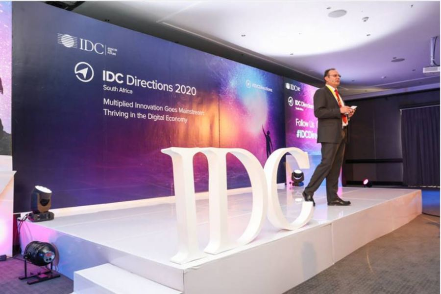 IDC Forecasts IT Spending in South Africa to Top $26 Billion in 2020 as Country's ICT Industry Gathers in Johannesburg