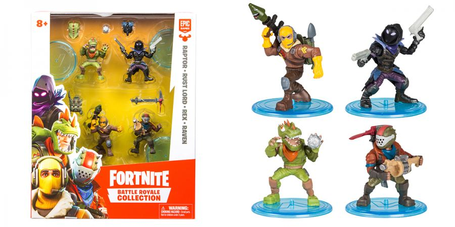 Prima Toys to launch Fortnite Battle Royale figurine collection
