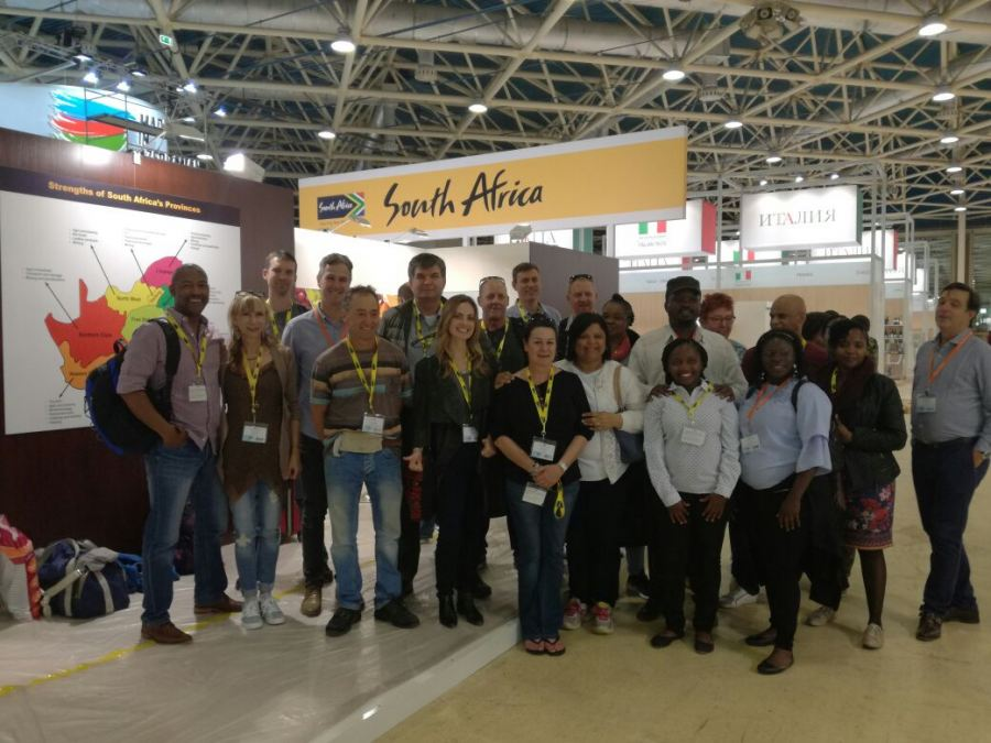 SA Business delegation arrives in Moscow, Russia to showcase South African made products