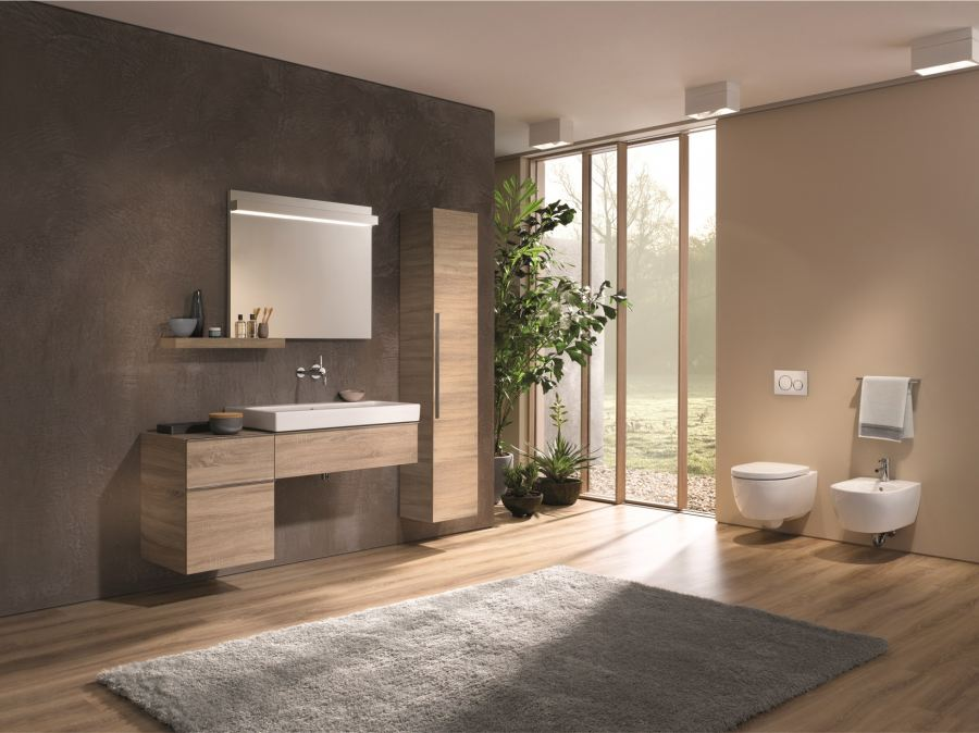 Geberit Exhibits at Homemakers Expo