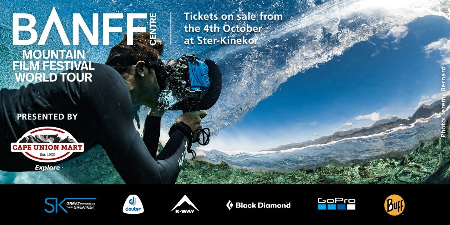 The epic BANFF Mountain Film Festival is back for the 15th year