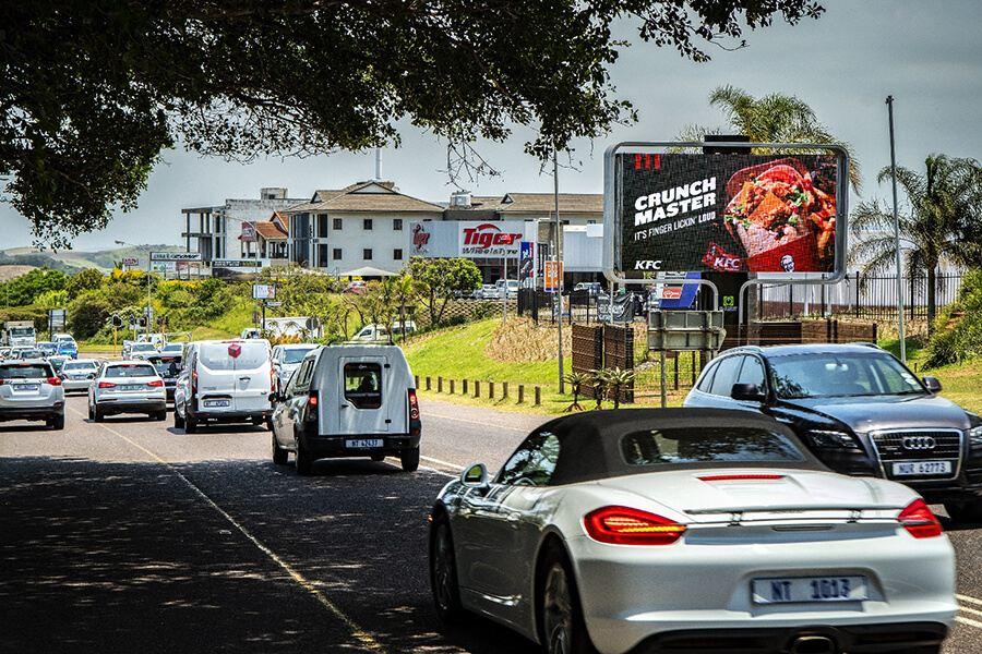 OUTDOOR NETWORK ADDS TWO NEW DIGITAL SITES IN KZN TO GROW FOOTPRINT