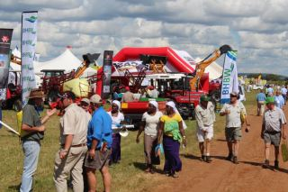 Increased international presence at outdoor agri show