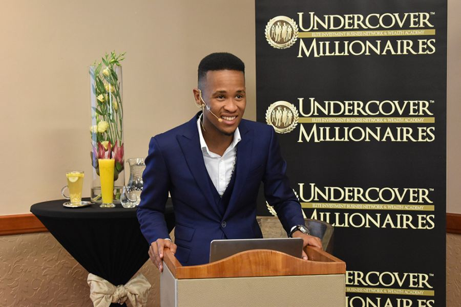Will Louis JR Tshakoane Prove Critics Wrong, Is Undercover Millionaires Legit?