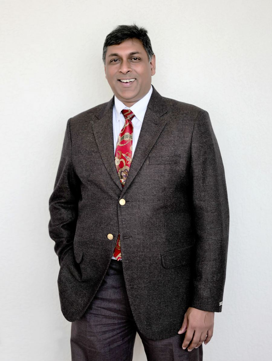 Kishan Singh, MD of GI Business Solutions