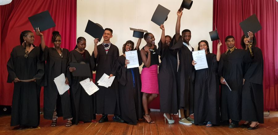 2019 Hairdressing Graduation