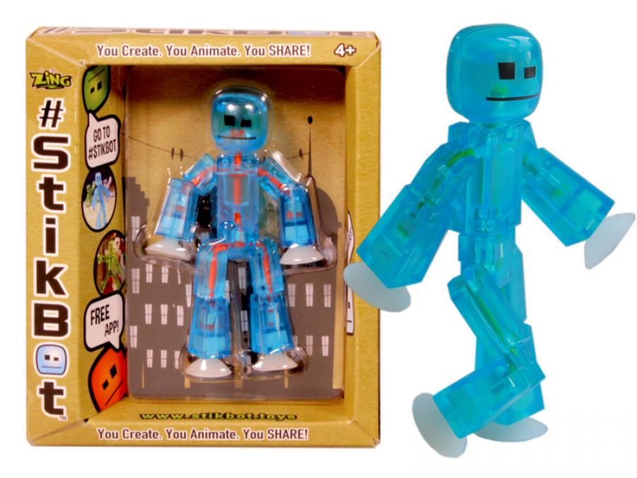 STIKBOT™ stop animation toy now available in South Africa