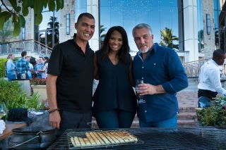 New on Food Network - Paul Hollywood City Bakes s2