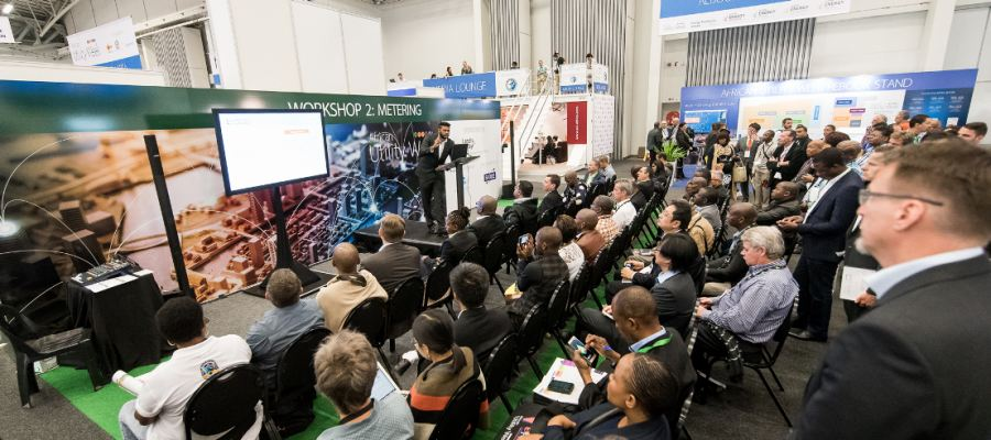 STSA helps industry prepare for TID rollover at African Utility Week