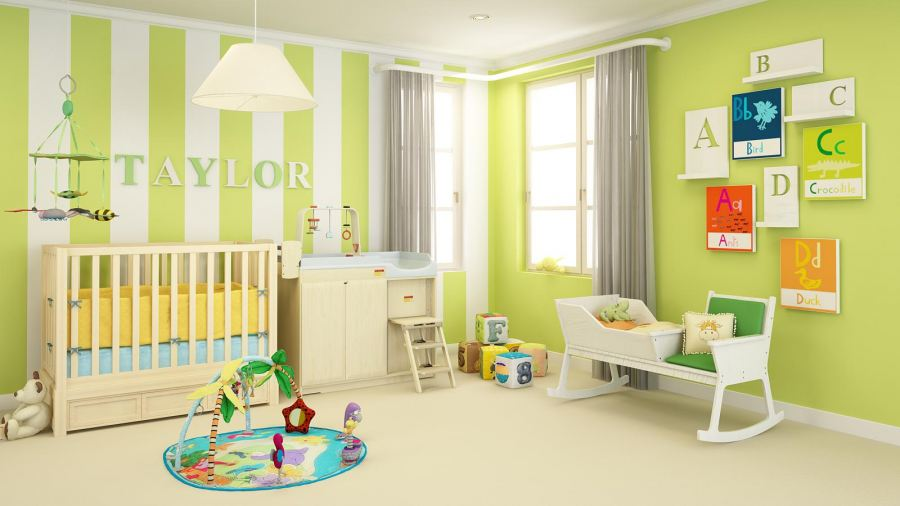NO MORE NURSERY! Redecorating a room for your toddler
