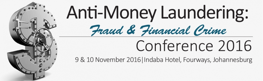 TCI's Anti-Money Laundering, Fraud & Financial Crime Conference 2016