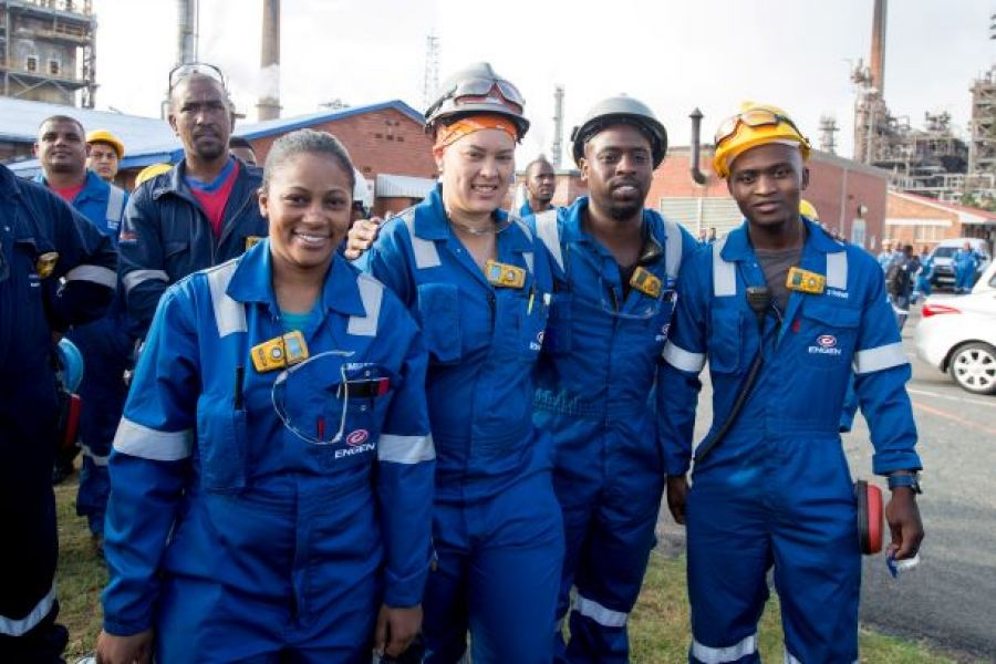 Engen Refinery to undergo planned routine maintenance