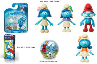 Smurfs to hit Toy Shelves