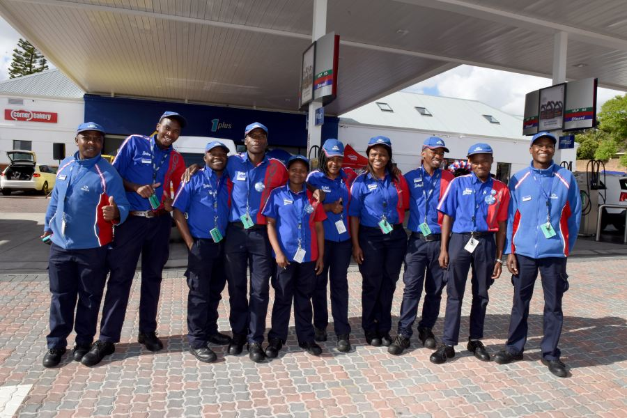 New training centre and upgrade for Engen Hillside in Durbanville
