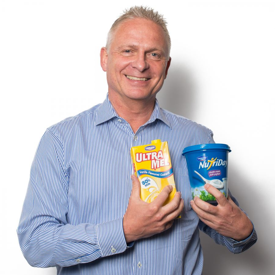 Hendrik Born, Managing Director of Danone SA