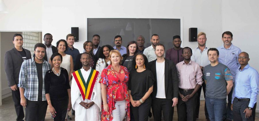 Airbus and InnoCircle Announce Top 10 Africa4Future Finalists