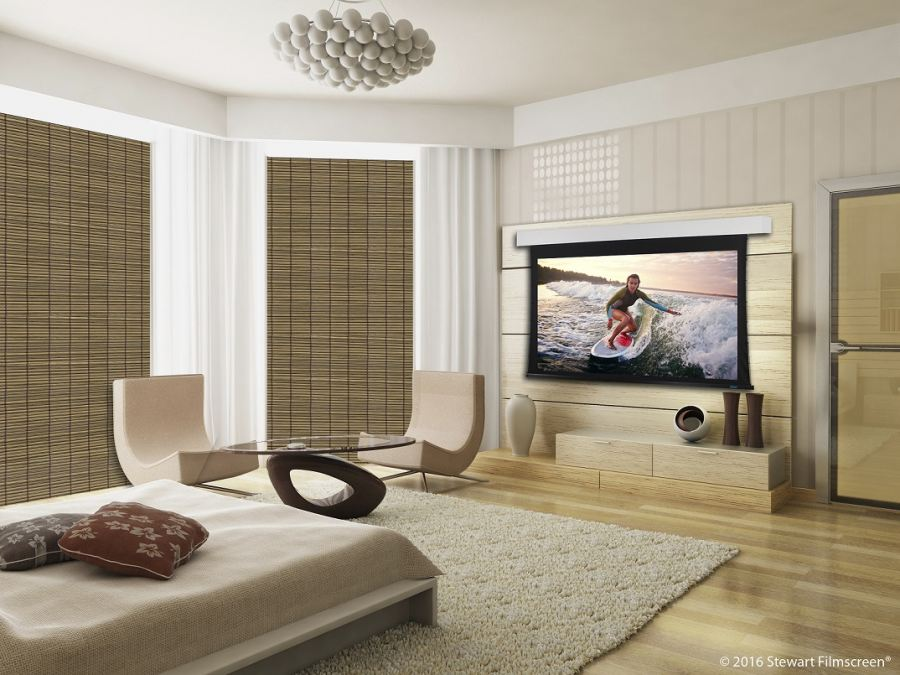 Customised Home Theatre