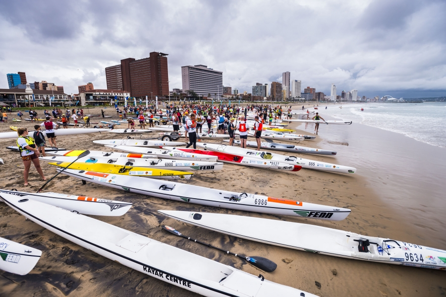 Durban is the best city in the world for Surfski