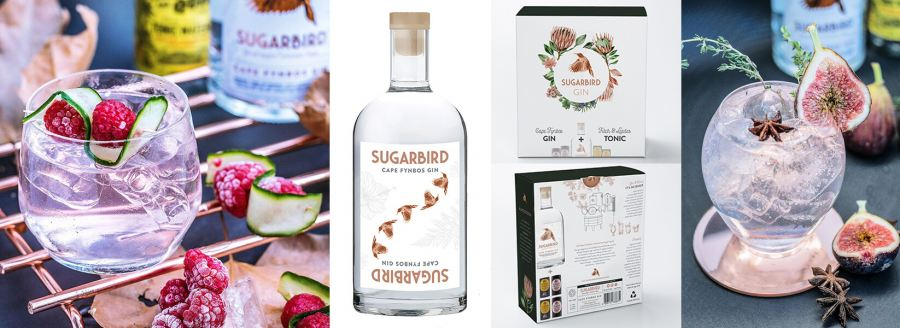 Award winning gin launches new packaging and novel Christmas gift idea