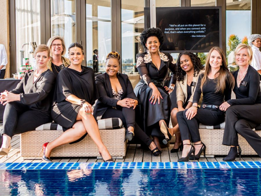 Women 'own their thrones' with Tsogo Sun and Proudly SA