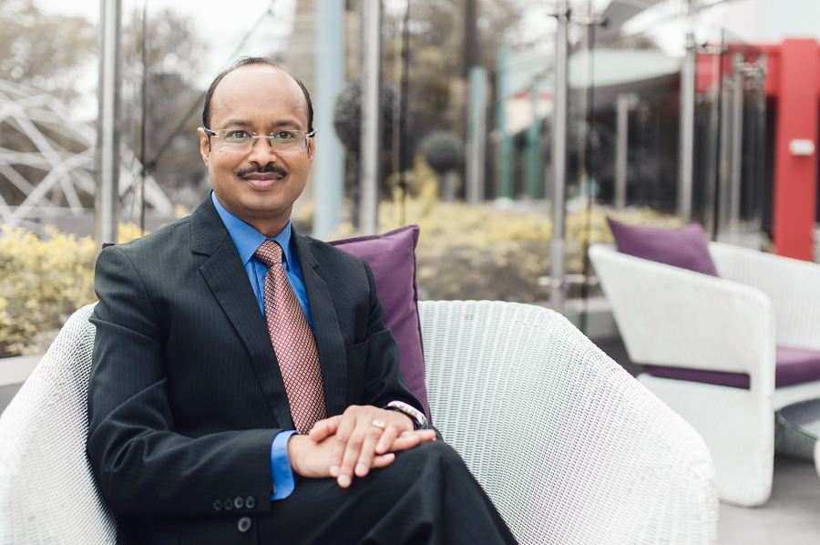 Harish Goyal, CEO of Zee TV Africa