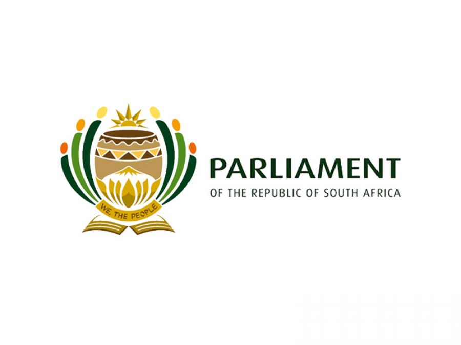 South Africa - National Council of Provinces Agrees to Adjusments Appropriaton Bill, Six Other Bills and Two Reports