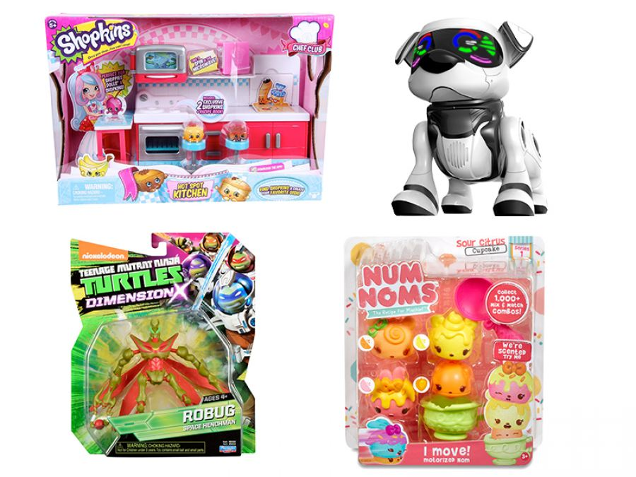 Top Toys for the Festive Season