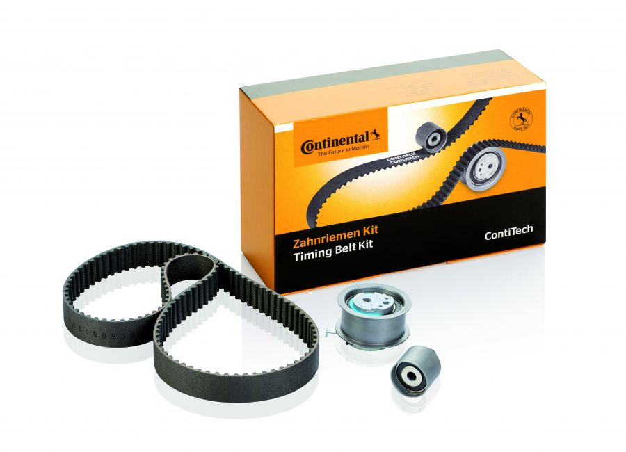 ContiTech timing belt kits are suitable for 95% of European-manufactured vehicle types now on South African roads, with each component produced to exact OEM specifications. Kits contain all necessary components for easy and accurate timing belt replacement, and are complemented with all other components required for accurate timing belt installation.