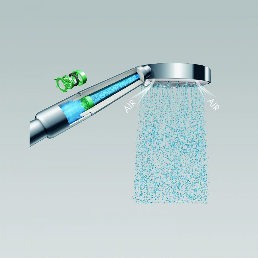 Water crisis still looms - what you and Hansgrohe can do.