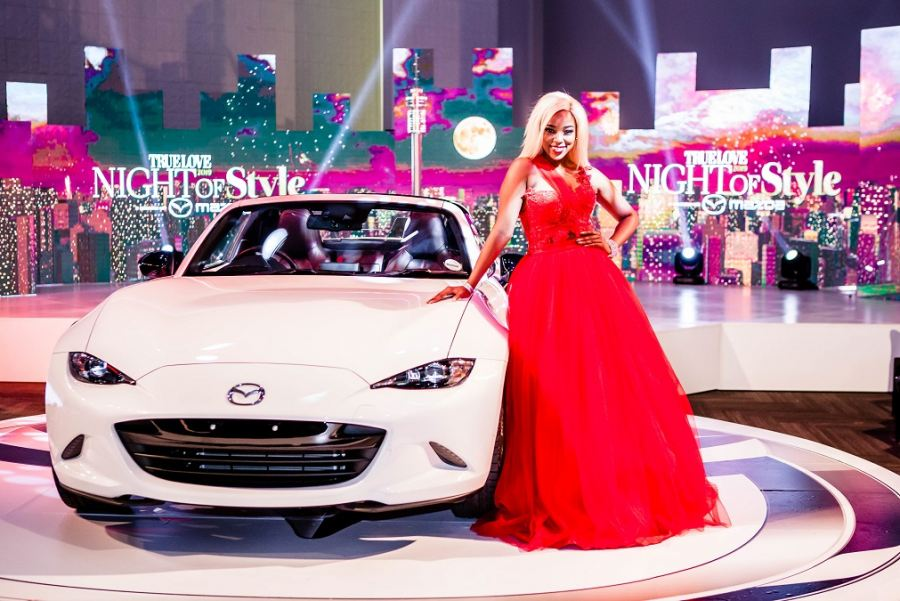 True Love Magazine hosts a Night of Style in association with Mazda Southern Africa