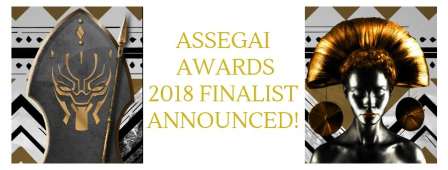Finalists in the Assegai Awards 2018 have been announced