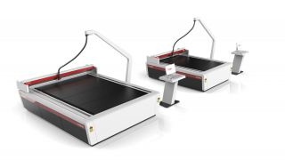 Trotec Presents New SP2000 Large Format Laser Cutter