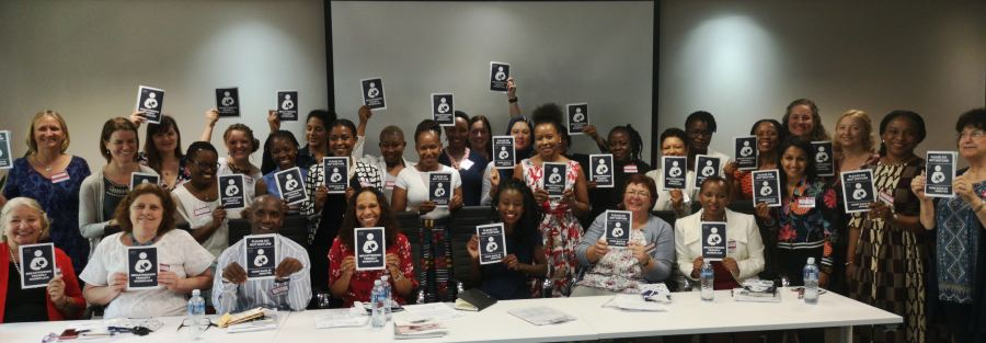 This morning members from the Departments of Labour, Health, Social Development, Universities and Civil Society organisations, panelled a roundtable event that  discussed ways workplaces can be more supportive to breastfeeding new moms.