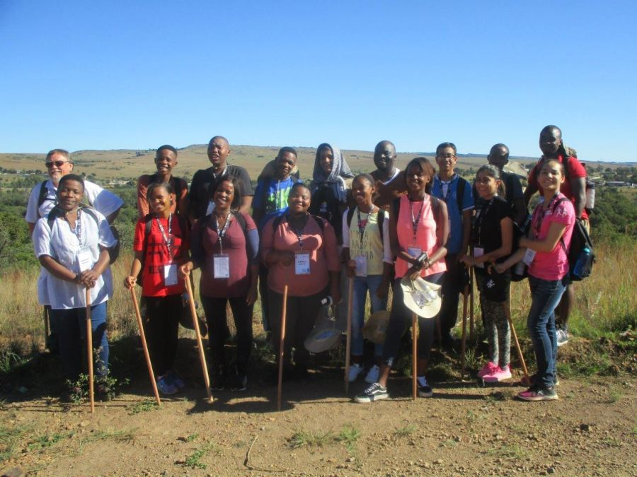 Columba camps inspire Mogale City learners and educators