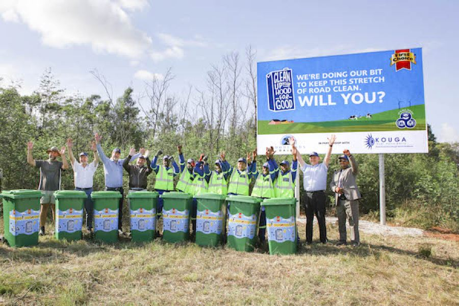 Woodlands Dairy launches 'Clean Up Your Hood For Good'