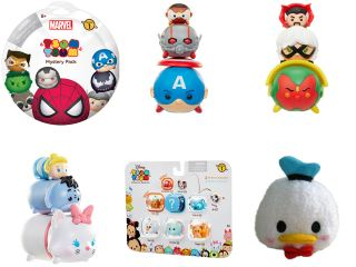 Tsum Tsums – a new craze in collectable toys