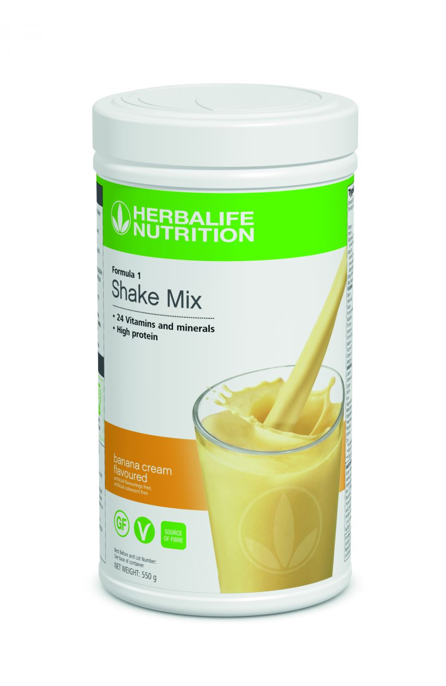 Herbalife Nutrition South Africa launches new Formula 1