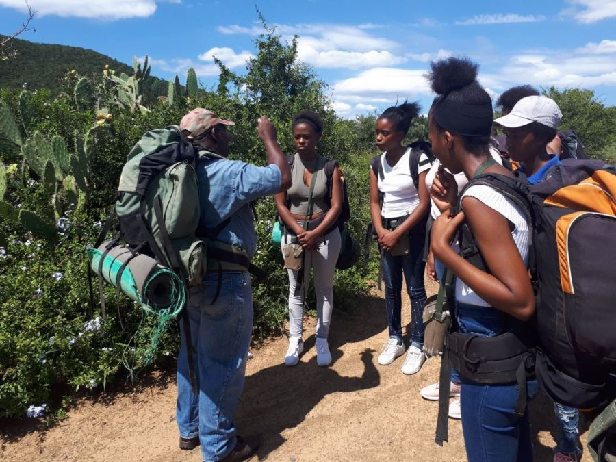 Jock Safari Lodge forms partnership with Wilderness Foundation Africa in Youth Development Programmes around the Kruger National Park
