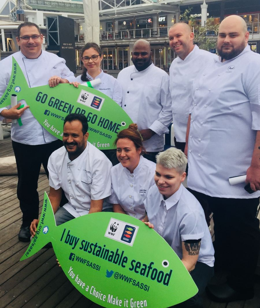 The SASSI Trailblazer Awards Celebrate South African Chefs