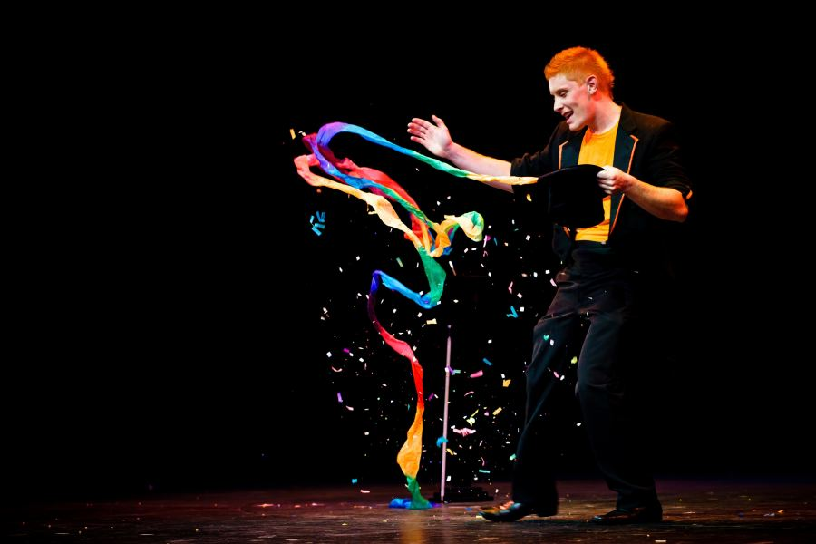 The Imagine! Family Magic Spectacular returns to the Artscape Theatre in Cape Town this June!