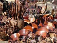Curios and Handicrafts Not the Way to Equality in Africa