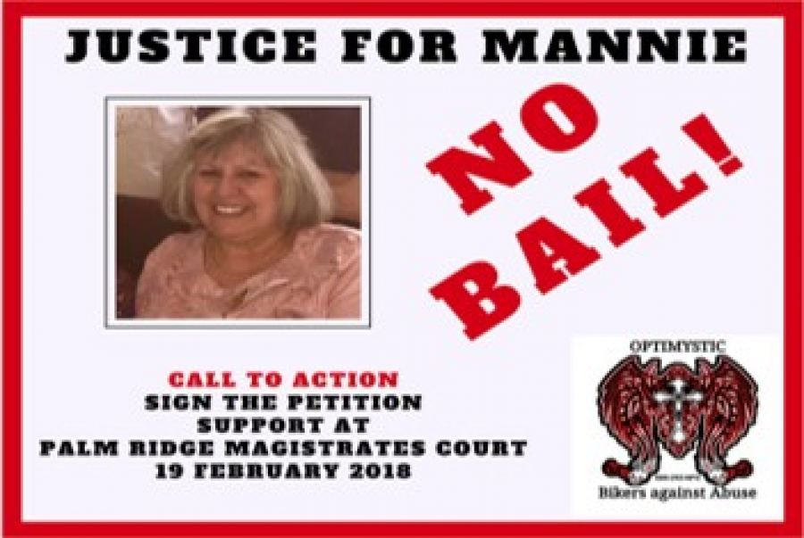 Justice for Mannie