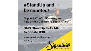 Last chance to get involved with the #StandUp campaign