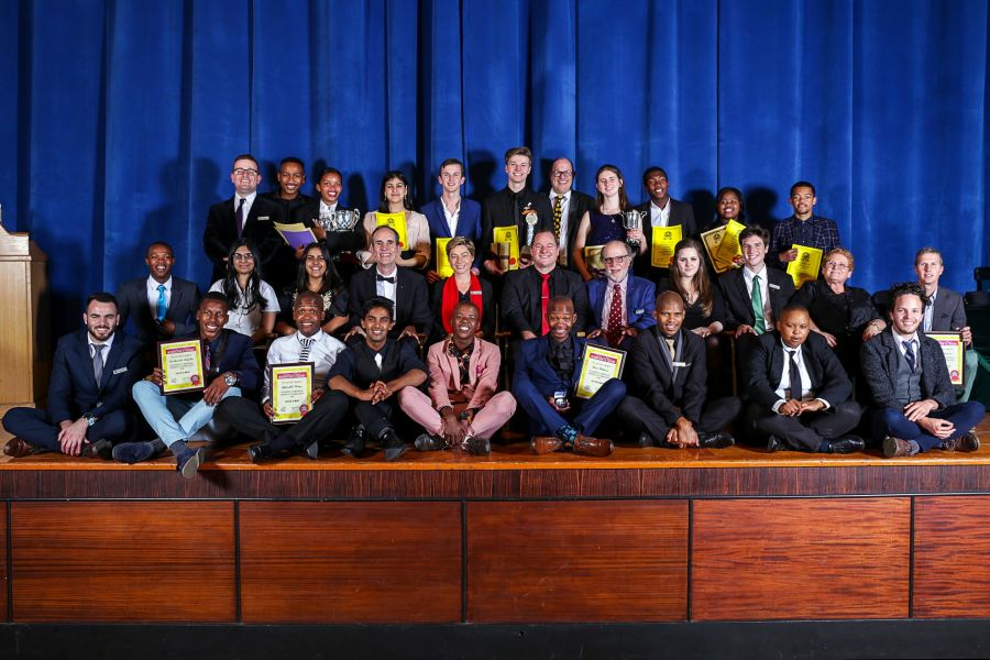 The College of Magic, Cape Town's only magical arts organisation, honoured its top students at two charming graduation ceremonies held at the Rondebosch Boys High School on Saturday 17 November 2018.