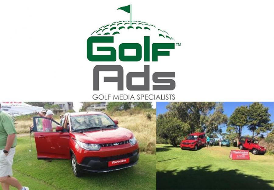 Golf Ads drives sales for Mahindra