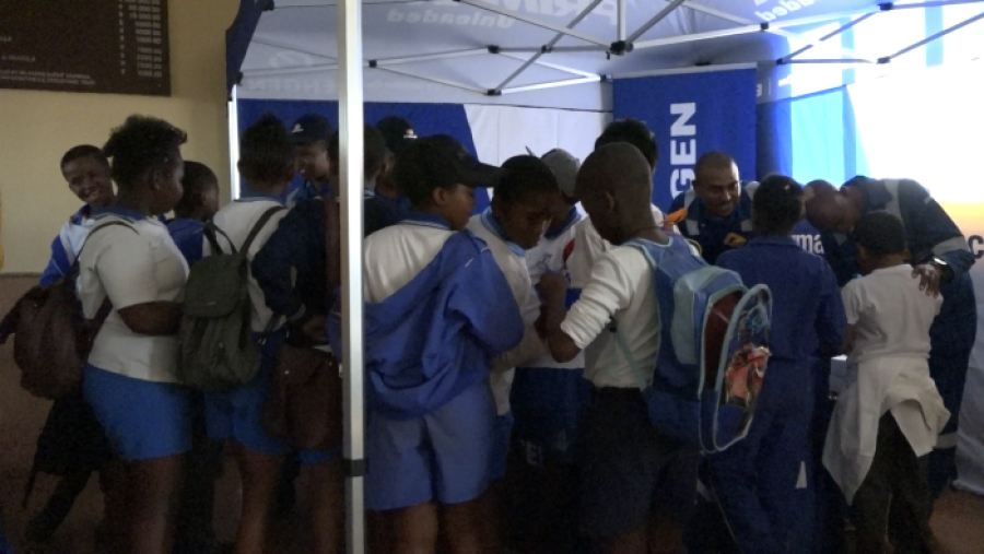 Engen supports annual Merebank Edu-Fair